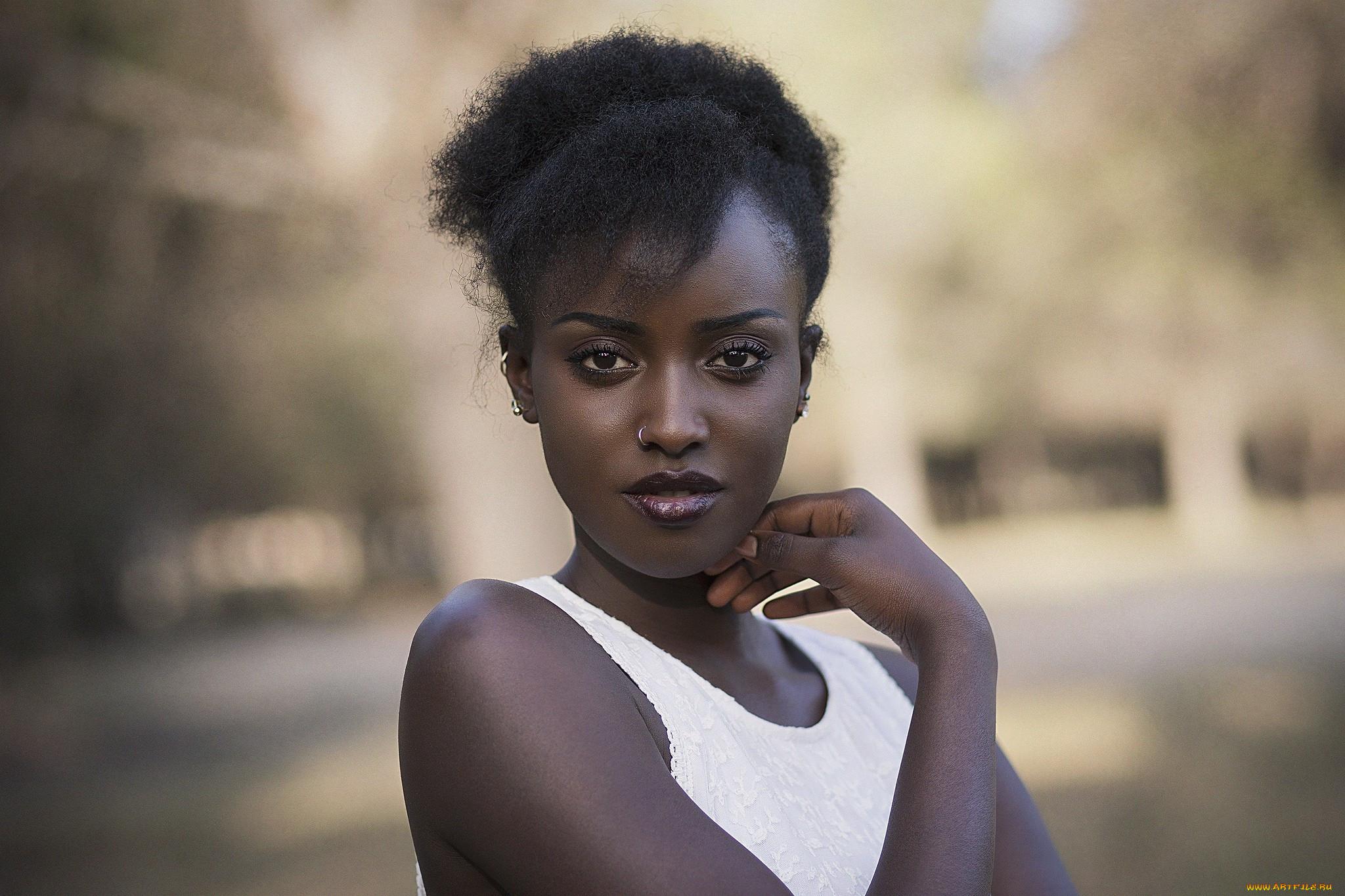 реальной жизни чернокожие фотомодели фото откровенно рассказала обо